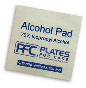 Alcohol Isopropyl Cleaning Pad